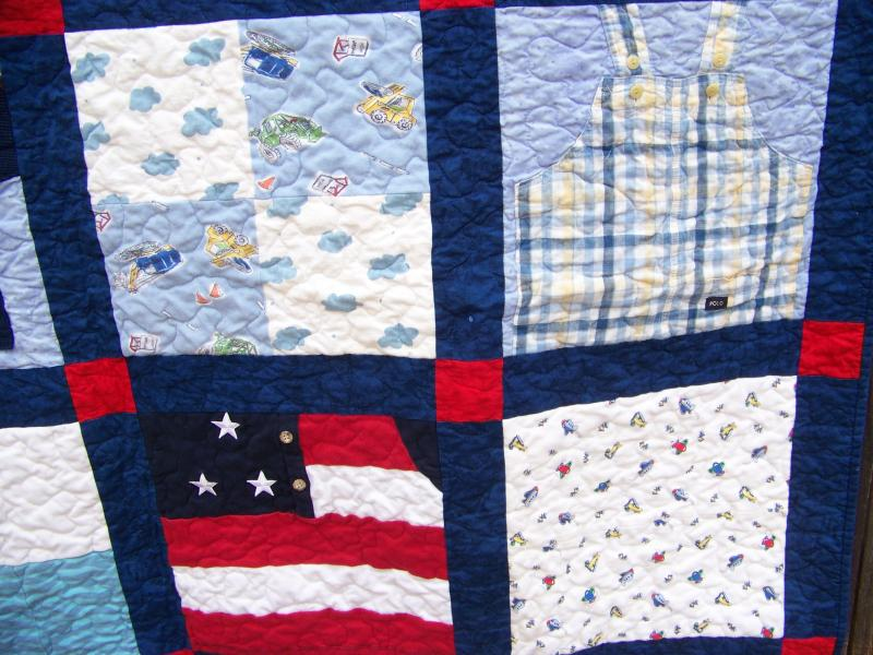 Sew What - Memory Quilts